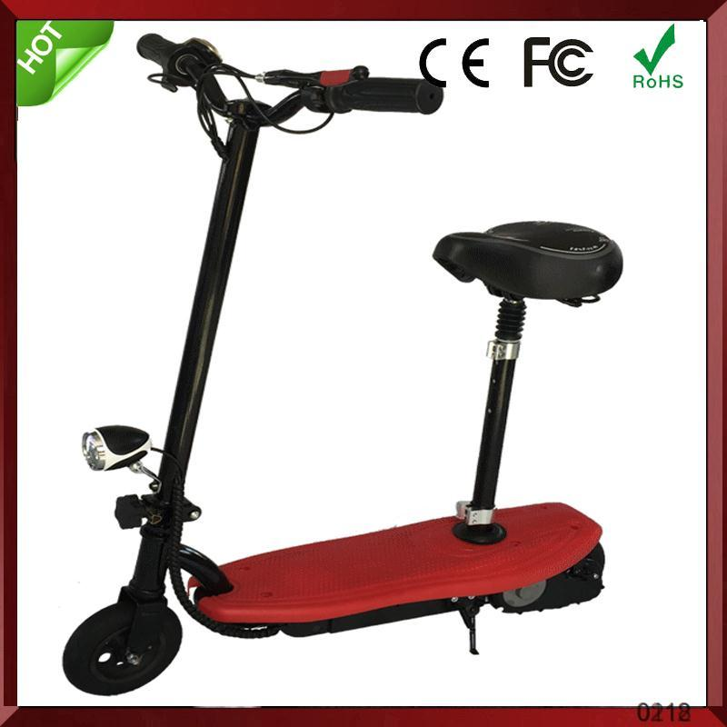 Light weight 2 wheel standing scooter folding electric scooter for adult