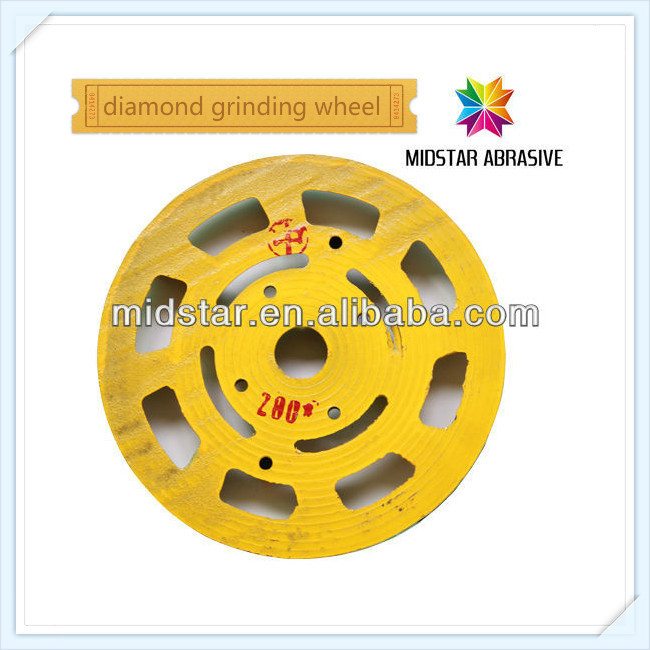 Midstar Abrasive Metal Cutting Wheel for granite grinding tool