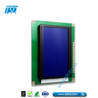 12864 128x64 Dots Graphic Blue Color Backlight 12864 LCD Display Module