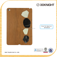 for ipad air 2 case, wooden case for apple ipad air 2