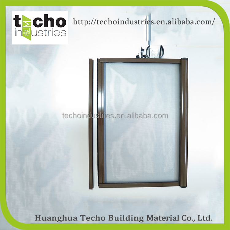 Low Cost High Quality diy hinged insect screen doors