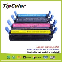 Compatible HP C9730A Toner Cartridge For HP 645A Toner Cartridge With Rich Color With Strong Sense Of Layer