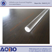 the first-class cutomized fused quartz rod