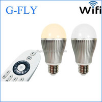 led light bulbs cheap e27 wifi Shenzhen manufacturer easy use at home