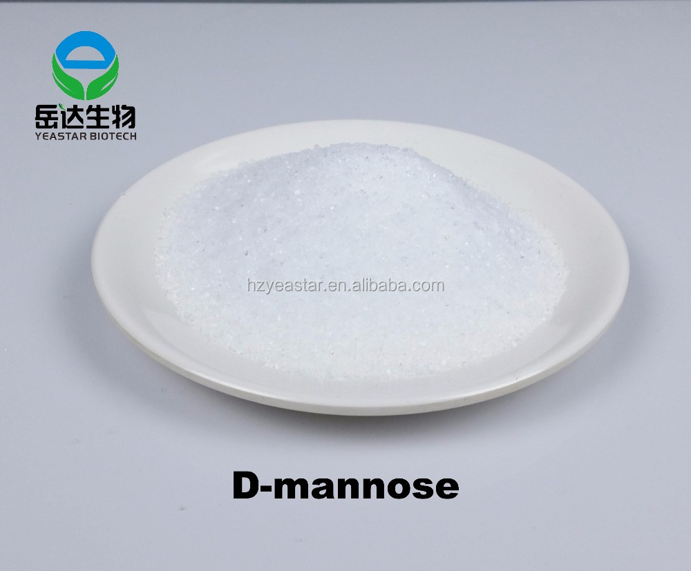 food&beverage health supplement D-mannose D mannose made in china factory