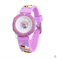 2016 cute,lovely silicon slap watch children for kids