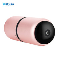 Professional Factory Made Mini Fan Car Fresh Air Purifier Small Portable Car Air Purifier With 4 Million Ionic Density