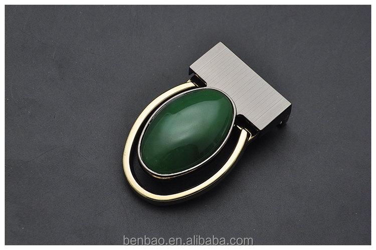 "belt buckle makers online 1 1/2"" wide custom design press down clamp belt buckle with malachite gemstone inlaid"