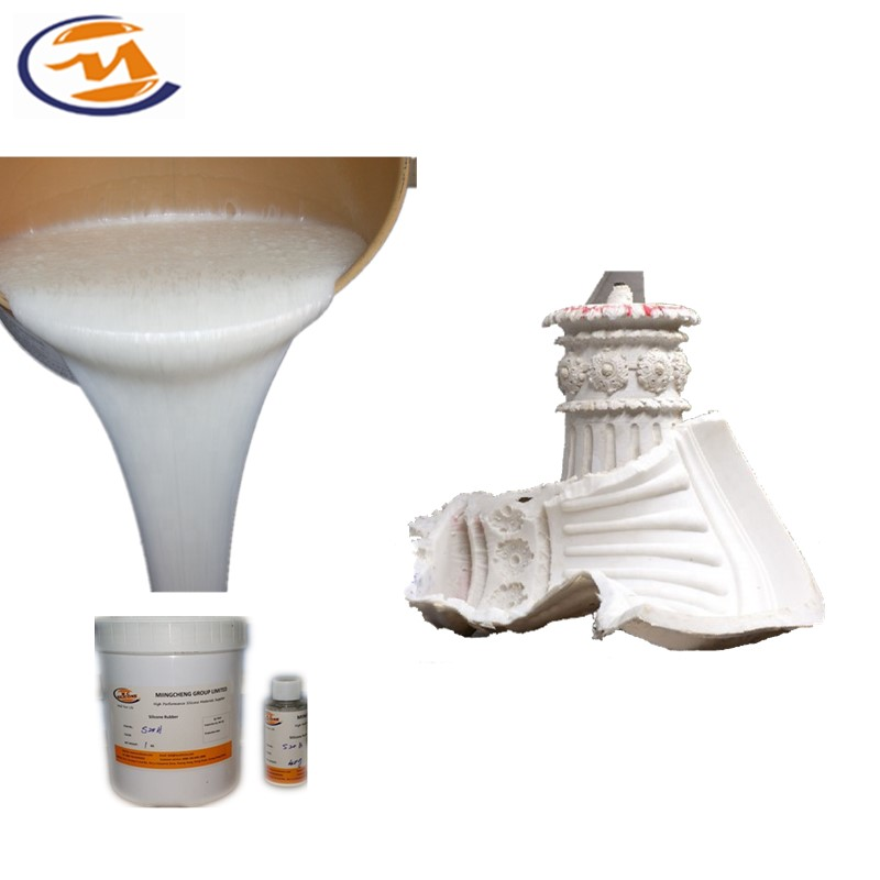 Free sample high quality RTV-2 liquid <strong>silicone</strong> for gypsum mold