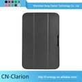 Protective Leather Case Book Style Leather Cover For Samsung Galaxy Tab 3 Lite7 T110/T111