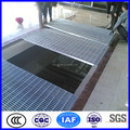 Steel material high banded ends pool grating