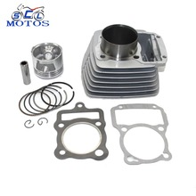 SCL-2012030322 CG150 Engine Parts 62mm Motorcycle Cylinder Piston Rings