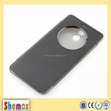 2015 New arrive Leather flip case for Elephone P8000,For Elephone P8000 case
