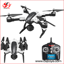 Best made toys limited Toysky New arrive 2.4Ghz foldable RC Drone camera HD with headless mode