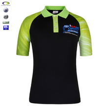 Custom 100% Cotton Color Combination Collar Design Man Polo Shirts