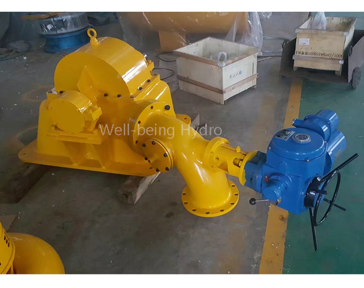 Alibaba cheap mini micro hydro electric generators with CE