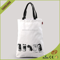 High quality supply Fashion non woven tote bag Environmental protection Canvas bag/Cotton bag