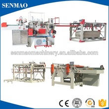 China Supplier Shandong Senmao veneer scarfing jointer composer machine