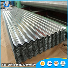 Made In China Warehouse Roofing Material Corrugated Zinc Roof Sheet Weight
