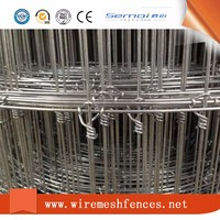 Factory Sale Cattle Woven Wire Mesh Fencing From Alibaba Com