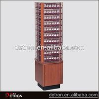 Best Design Durable wood jewelry display kiosk