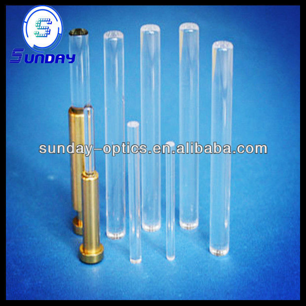 Sapphire cylinders