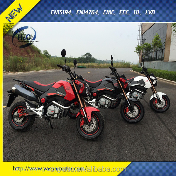 110km/h 150cc moped for touring with 6L tank