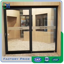 Factory price newest aluminum profiles sliding door wardrobes for terrace