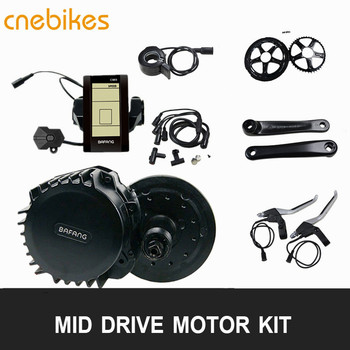 CNEBIKES 48v 1000w Central Motor For Electric Bike, Ebike Conversion Kit 1000w