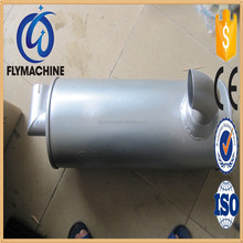 China Supplier OEM New SH120 For Excavator Engine Muffler