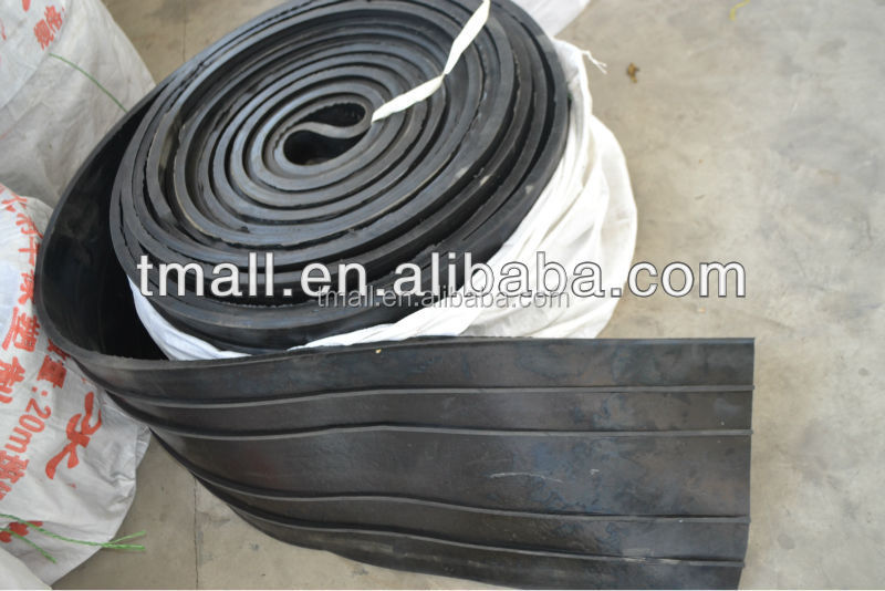 Bentonite rubber waterstop