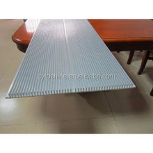 extruded industrial aluminum heat sink for electronic devices