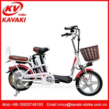 Beach Cruiser long range electric bicycle with lithium battery 48volt