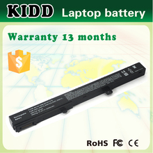 China Supplier A41N1308 A31N1319 0B110-00250100 Laptop battery For Asus X451 X551 X451C X451CA X551C X551CA Series