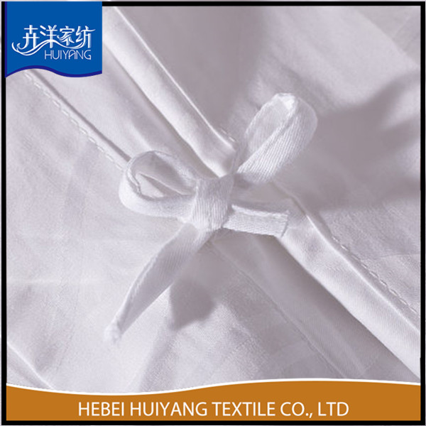 Wholesale cheap cotton fabric Used Hotel Bedding set