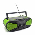 Factory Price Portable AM/FM Plastic Radio