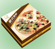 Pizza box packaging paper box