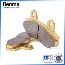 CBX 125 F motorcycle brake pad/Lining , disc brake pads for motorbike/scooter/electric bike