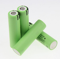 Genuine original 3.7V NCR18650B 3400mah cylindrical li-ion rechargeable battery cells for made in Japan