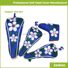 Wholesale Golf Headcover Sets for Driver/Wood/Putter