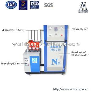China manufacture Small PSA Nitrogen Generator with full automatic