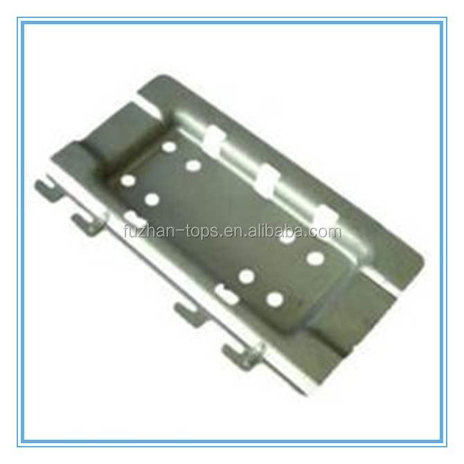 Custom Metal Stamped Aluminum Stamping Deep Drawn Metal Stamping Components