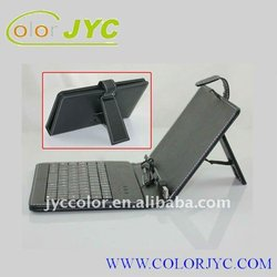 7 Inch PC tablet case with keyboard