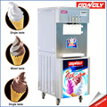 304 Stainless Steel Food cooling yogurt soft ice cream making machines