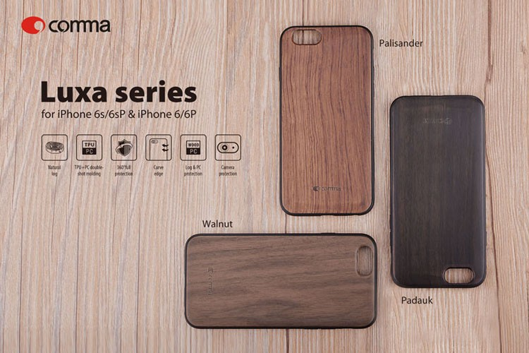 Wood Cover for iPhone 7 Plus