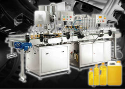 FULLY AUTOMATIC PISTON VOLUMETRIC FILLING SYSTEM