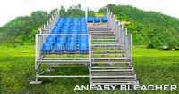 Aneasy Environmental Friendly Stadium Grandstand Seats