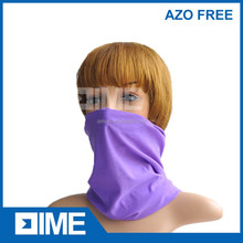Alibaba Hot Fleece Microfiber Custom Logo Bandana Biker Face Mask
