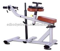 2013 hot sale gym equipment names B-029 seated calf machine workout body fit machines