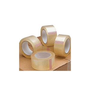 Single Adhesive Sided Bopp Packing Tape